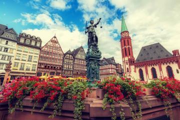 Tất tần tật kinh nghiệm du lịch FrankfurtĐức bạn cần biết