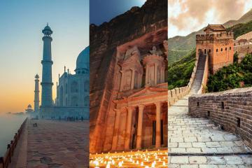 Trong danh sách 7 kỳ quan thế giới mới năm 2020, bạn đã ghé thăm nơi nào?