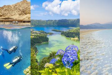 Điểm mặt những kỳ quan thiên nhiên nổi tiếng thế giới đẹp ngoài sức tưởng tượng!