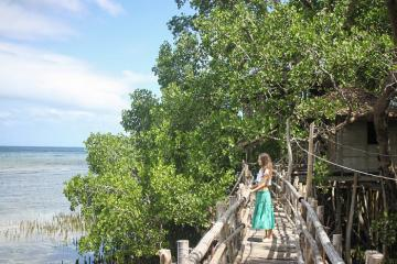 Khám phá công viên mùa xuân Guiwanon trên đảoSiquijor Philippines
