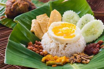 Khám phá ẩm thực Langkawi qua những món ăn ngon 'xoắn lưỡi'