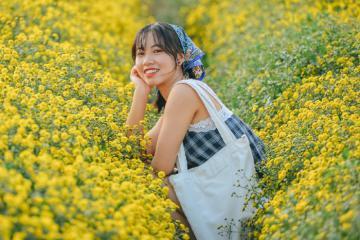 Ghé vườn hoa Cúc Chi Hưng Yên ngỡ như đang ở Đà Lạt mộng mơ