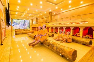 Giới thiệu về văn hóa nhà tắm hơi Jjimjilbang Hàn Quốc