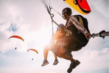 Nhảy dù ở Thổ Nhĩ Kỳ: bật mí lưu ý và địa điểm ngắm cảnh tuyệt đẹp