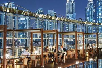 No cái bụng, đã con mắt với danh sách những nhà hàng sang trọng nhất Dubai