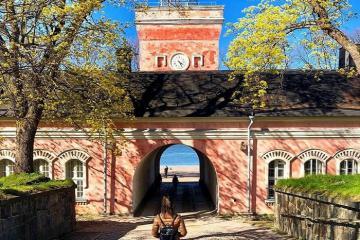 Pháo đài Suomenlinna Phần Lan – kỳ quan nổi tiếng Bắc Âu