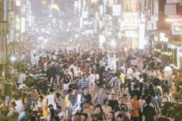 Share gấp tọa độ phố đi bộ thứ 3 của sài Gòn