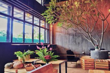 Không chỉ có những ngôi chùa lộng lẫy, Yangon còn có những quán cafe siêu xinh như thế này đây!