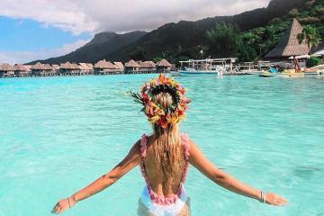 Hướng dẫn du lịch đảo Tahiti - nữ hoàng của Thái Bình Dương