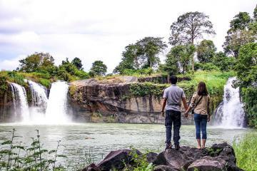 Địa điểm du lịch ở Đắk Nông đã đi là 'nghiện'