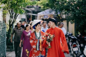 Đôi nét về trang phục cổ Nhật Bình, trào lưu chụp ảnh với áo Nhật Bình trong giới trẻ