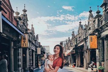 Trở về thời dân quốc tại phố cổ Đại Khê của Đào Viên Đài Loan