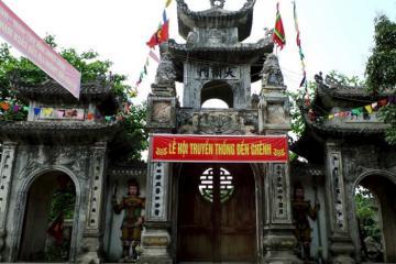 Đền Ghênh Hưng Yên – ngôi đền linh thiêng thờ Hoàng Thái Hậu Nguyên Phi Ỷ Lan