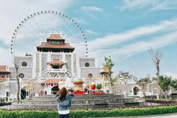 Đà Nẵng: Công viên Asia Park miễn phí vé tháng 7/2020