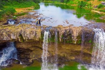 Ghé thăm vườn Quốc Gia Bù Gia Mập Bình Phước lội suối, cắm trại cực vui