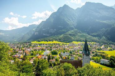 Khám phá Liechtenstein, một trong những quốc gia giàu có nhất thế giới