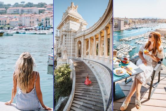 Thỏa mãn đam mê sống ảo với những địa điểm chụp hình đẹp nhất ở Marseille