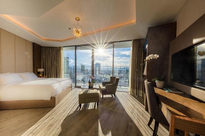 Combo Nha Trang 3N2Đ nghỉ khách sạn Eastin Grand 5* + vé MB chỉ từ 2tr9