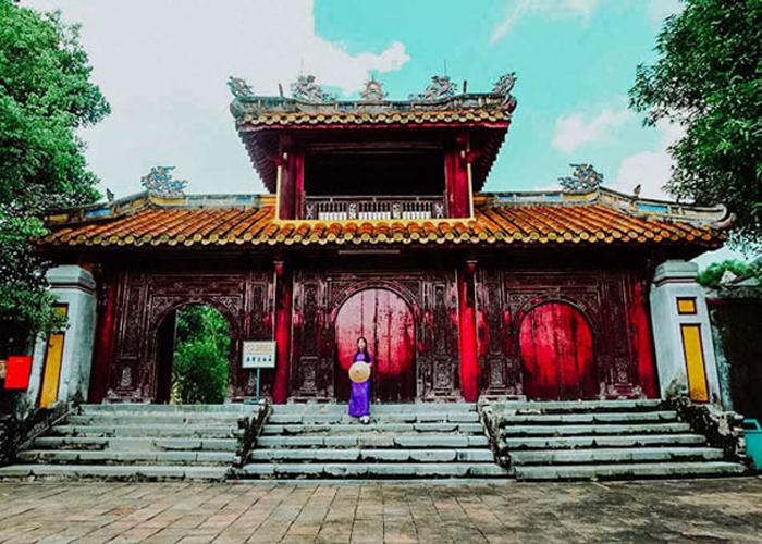 Lăng Gia Long Huế - nơi yên nghỉ vị vua khai sinh triều Nguyễn