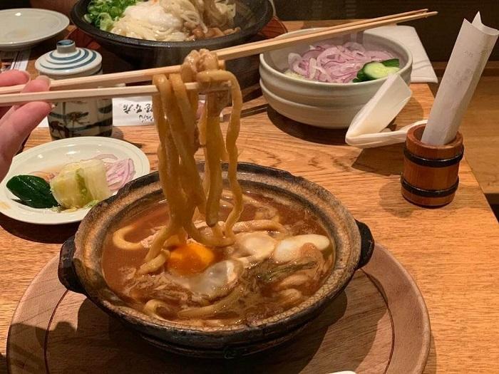 Cà ri và mì Udon - Ẩm thực Nagoya