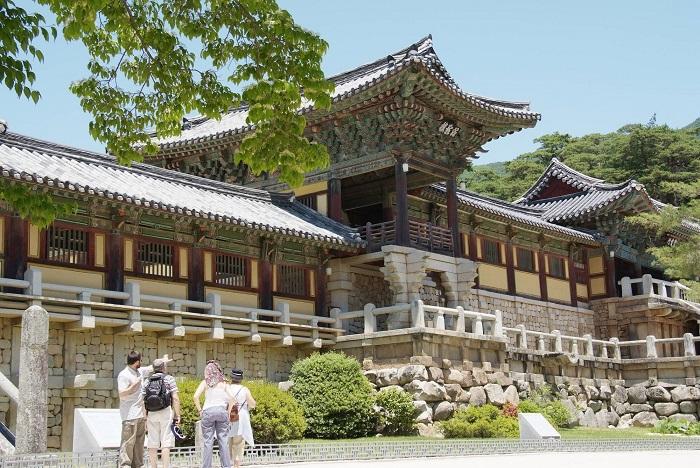Là thành phố cổ giúp bạn tìm hiểu về văn hóa Hàn Quốc - Kinh nghiệm du lịch Gyeongju