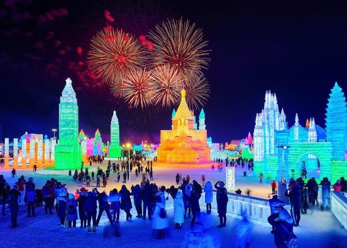 Hướng dẫn du lịch đến xứ sở băng giá Cáp Nhĩ Tân