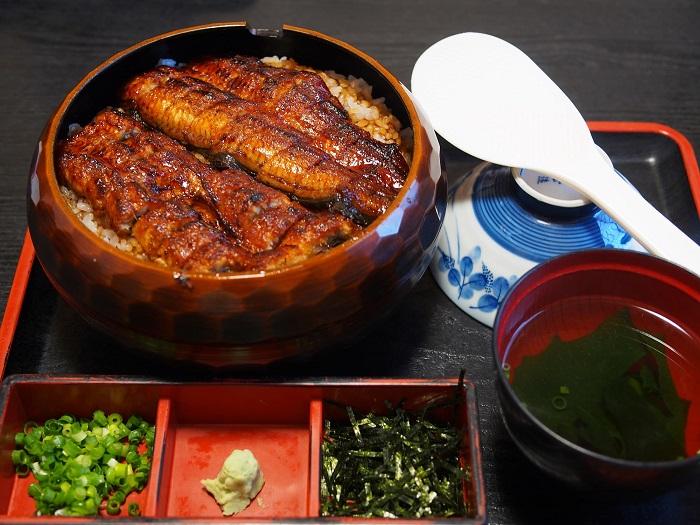 Món cơm lươn nướng nổi tiếng của ẩm thực Nagoya