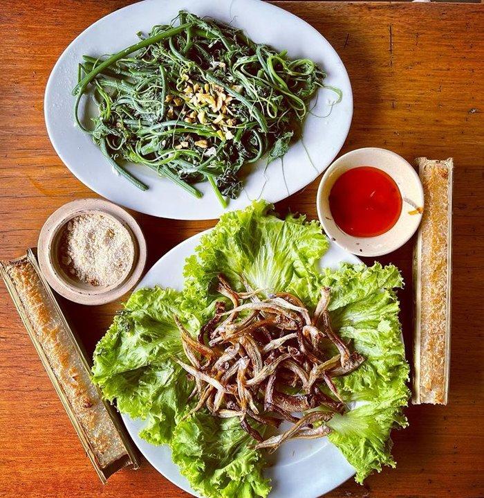 kinh nghiệm du lịch Đắk Glong ẩm thực