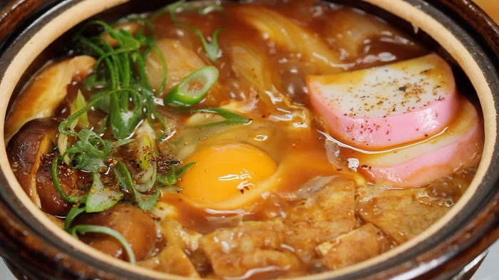 Miso-Nikomi Udon - Ẩm thực Nagoya