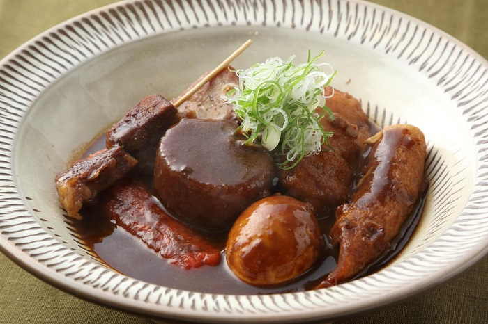 Miso Oden - Ẩm thực Nagoya