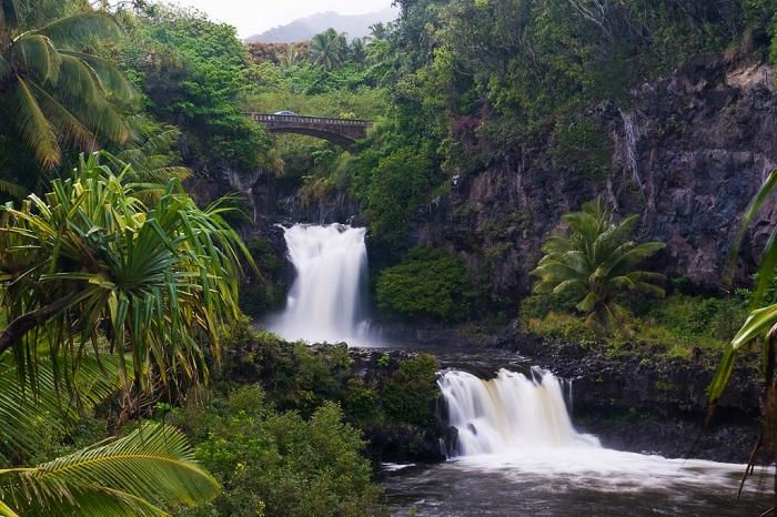 Ohe'o Gulch - Hướng dẫn du lịch đảo Maui