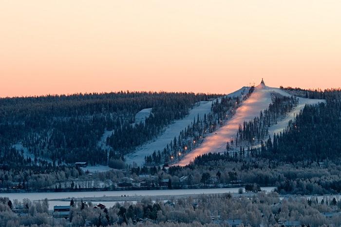 Khu nghỉ dưỡng trượt tuyết Ounasvaara - Du lịch Rovaniemi