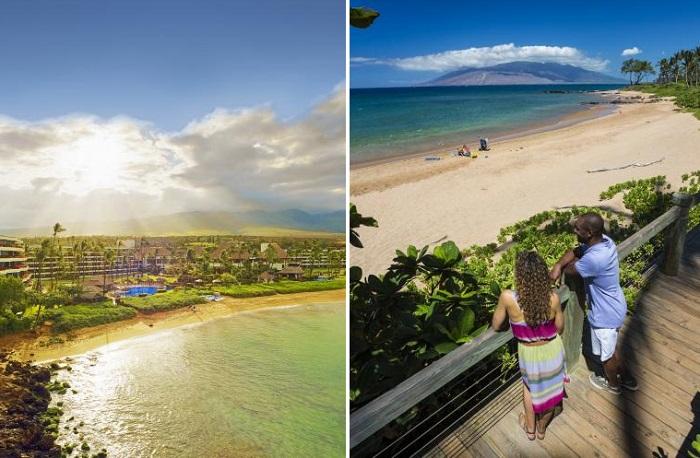 Du lịch đảo Maui Hawaii
