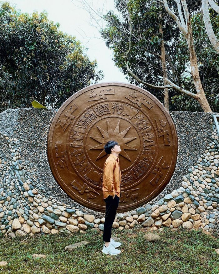 CHECK-IN At Hon Giao rock stream in Khanh Hoa