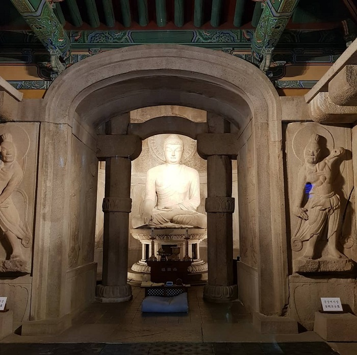 Seokguram Grotto - Kinh nghiệm du lịch Gyeongju