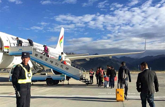 Sân bay Hòa bình Shigatse - Du lịch Shigatse