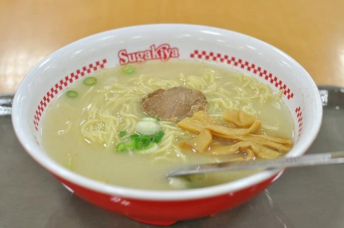 Mì Sugakiya - Ẩm thực Nagoya