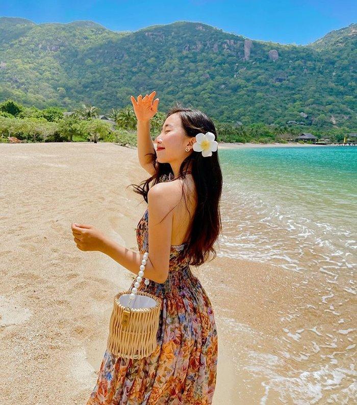 beautiful bay in Khanh Hoa