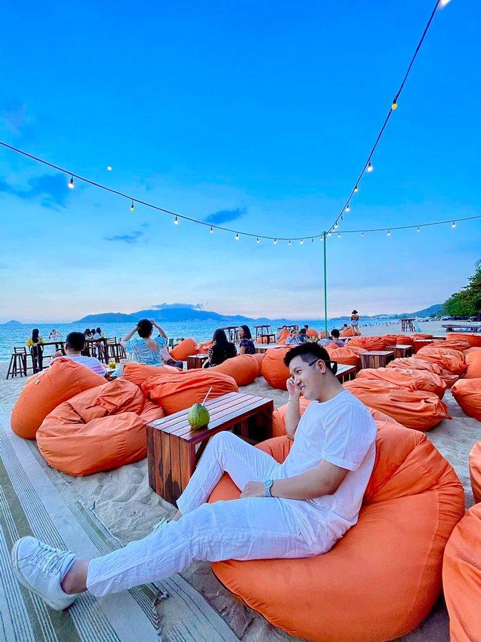 virtual life at Z Beach Nha Trang