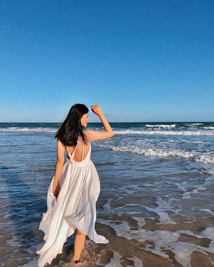 gió lớn - điểm thu hút tại Bãi biển Đồi Dương