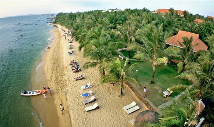 8 bãi biển đẹp ở miền Tây - Bãi Dài