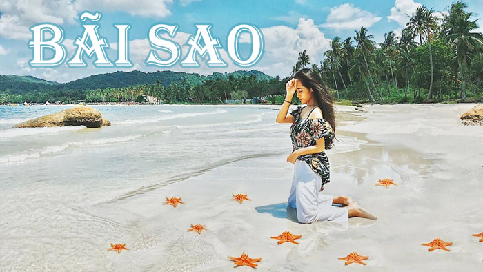 8 bãi biển đẹp ở miền Tây - Bãi Sao