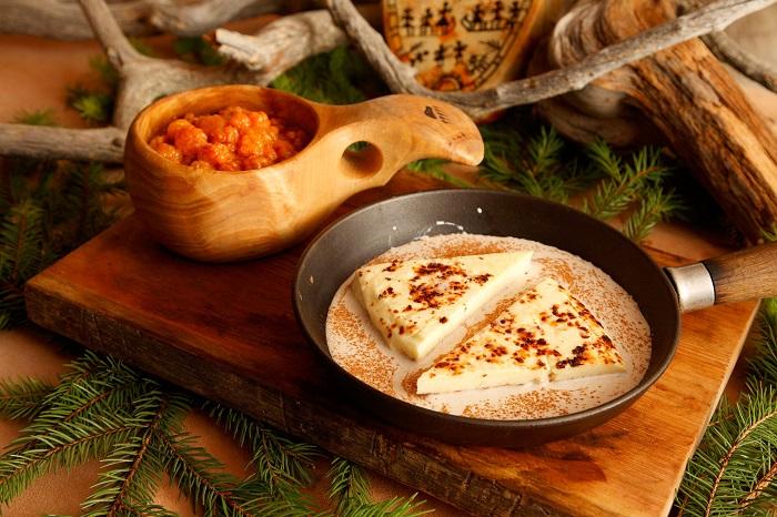 Món leipäjuusto - Du lịch Rovaniemi