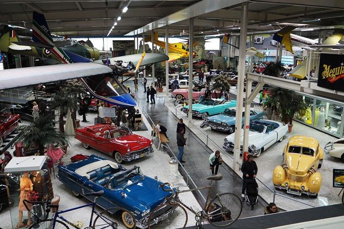 Bảo tàng Technik Museum Speyer - Bảo tàng xe hơi ở Đức
