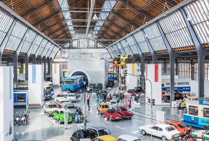 Bảo tàng Deutsches- Bảo tàng xe hơi ở Đức