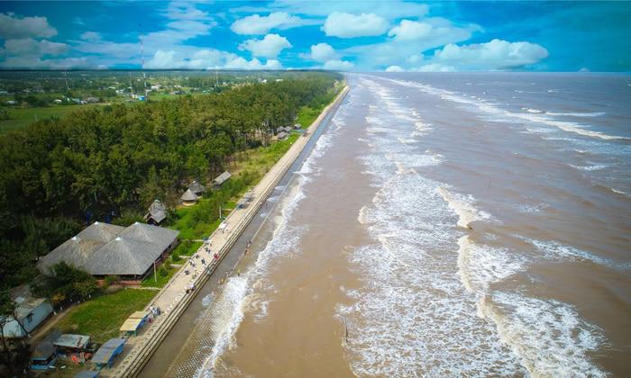 8 bãi biển đẹp ở miền Tây - Biển Ba Động