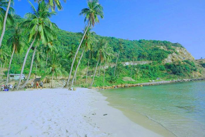 8 bãi biển đẹp ở miền Tây - Biến Cây Mến