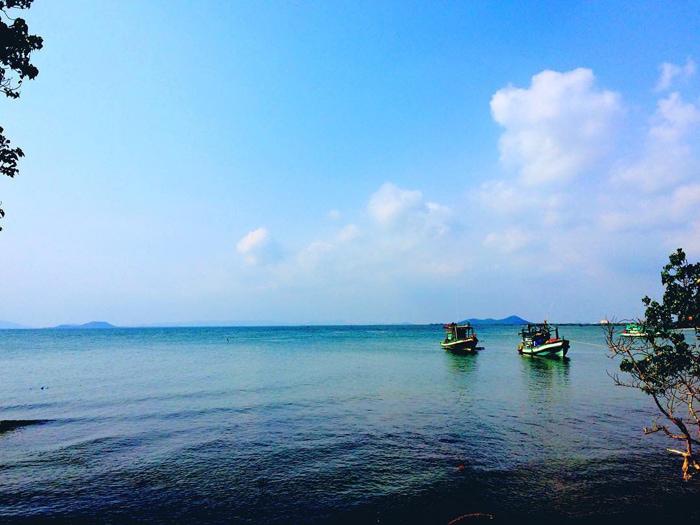 8 bãi biển đẹp ở miền Tây - Biển Mũi Nai