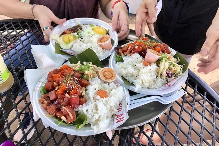 Một bữa ăn ở đảo Maui - Hướng dẫn du lịch đảo Maui