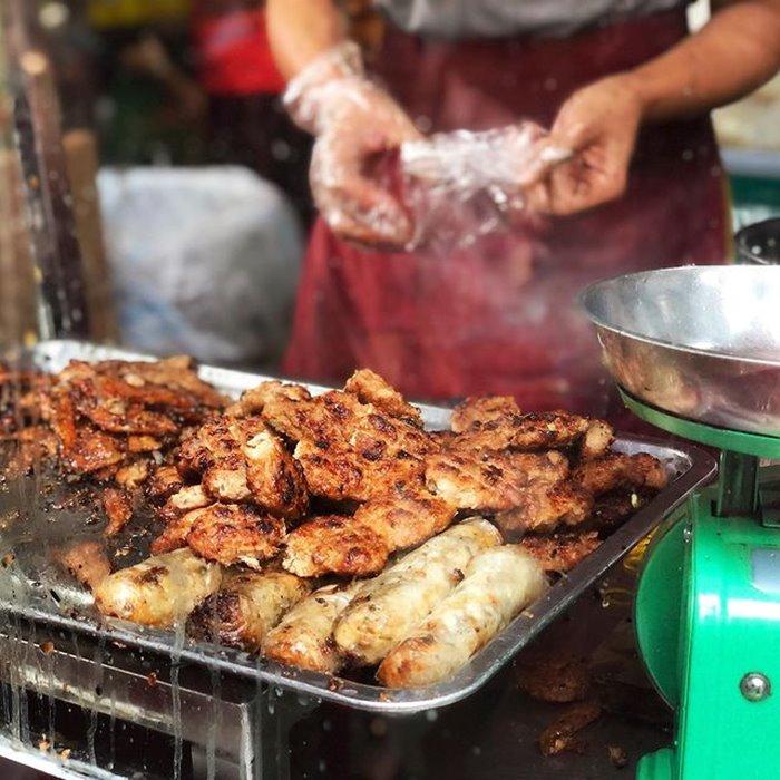 Mái Mến con phố ẩm thực ở Thái Bình
